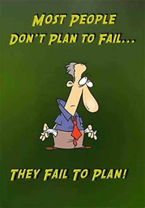 Failure To Plan Is Planning To Fail - SlideShare